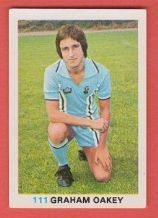 Coventry City Graham Oakey
